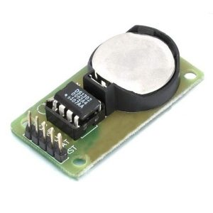 DS1302 Real Time Clock Modulo Arduino compatibile con Batteria