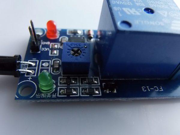 Sensore Fiamma Modulo Relè Modulo combo flame fire detection fire alarm per Arduino