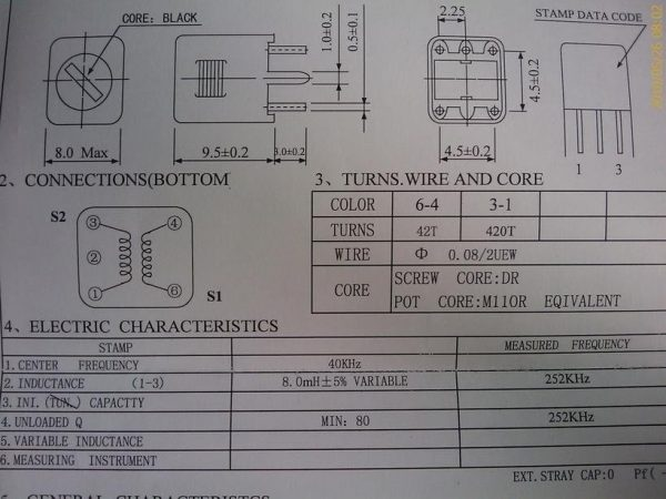 Ultrasuoni Ranging boost special reversing radar boost step-up transformer arduino compatibile