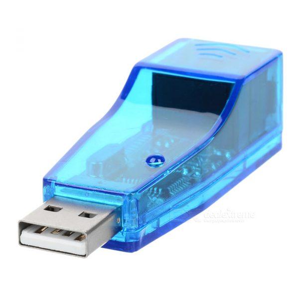 Adattatore di rete KY-RD9700 USB Ethernet RJ45