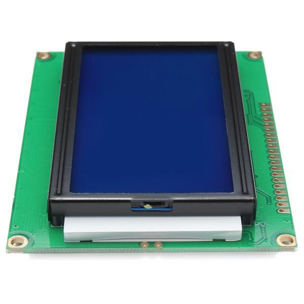 12864 Schermo LCD Blu con retroilluminazione ST7920 standard