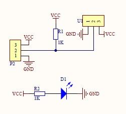 HX1838 Controllo Remoto Modulo Infrarossi