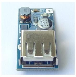 DC-DC Boost Modulo (0.9V ~ 5V) liter 5V 600MA USB Mobile Power boost circuit board boost