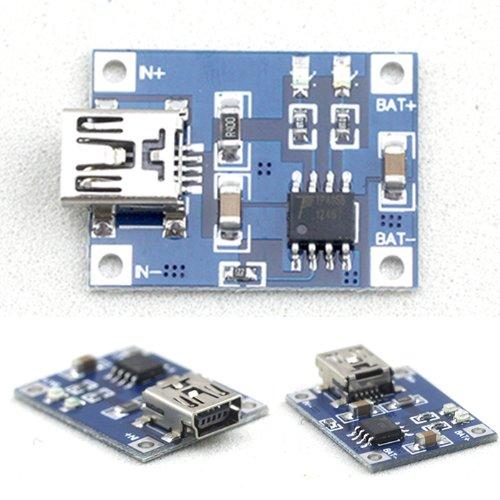 1A dedicated lithium Batteria charging pad, charging Modulo, lithium Batteria charger