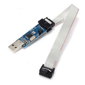 LC-01 51 AVR Programmatore, ISP download, USBASP Downloader