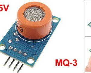 MQ-3 alcohol Sensore Modulo