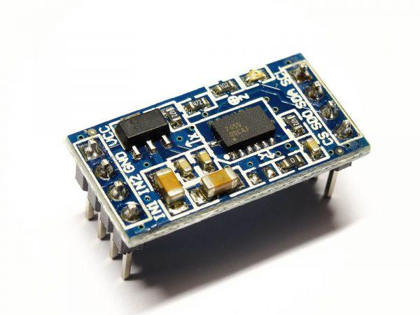 MMA7455 3-axis Digitale acceleration Sensore Modulo I2C/SPI