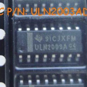 6 Pezzi ULN2003ADR IC Circuiti Integrati