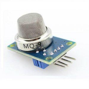 MQ-9 carbon monoxide, combustible gas Sensore detection alarm Modulo Arduino