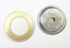 2 Pezzi Diameter 27MM, Pressione washers, piezoElettrico ceramics, piezoElettrico buzzer, piezo buzzer