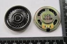 Speaker 8ohm 0.5W 50mm