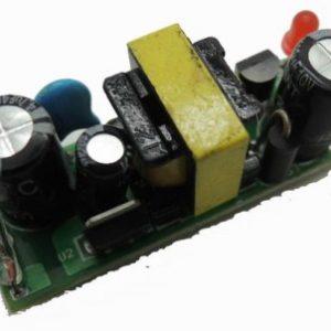 12V 600mA Pulsanteing Alimentatore board Modulo di Alimentazione 3W LED board power