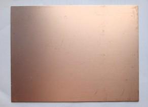 Double Side Fiberglass PCB board 10*15cm Thickness 1.5mm