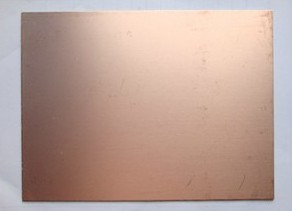 Double Side Fiberglass PCB board 20*30cm Thickness 1.5mm