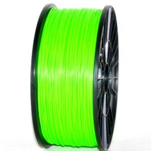 ABS 3.00mm 1KG 3D printer consumables green HIGH QUALITY GARANTITA SU MAKERBOT, MULTIMAKER, ULTIMAKER, REPRAP, PRUSA