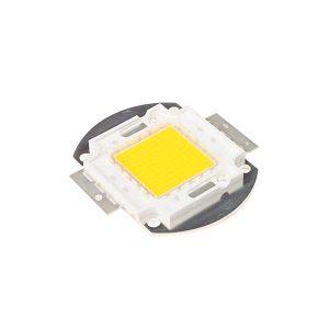 Chip Led Bianco 50W 3500-4000 Lumens 6000-7000K 32-36V 3000mA