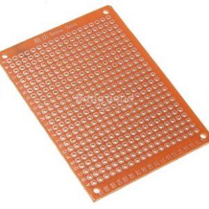 DIY Prototipo Paper PCB Universal Experiment Matrix Circuit Board 5x7