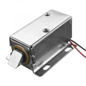 LY-03 DC12V piccolo Elettrico Locks Elettromagnetico Locks Electronically Controlled Lock