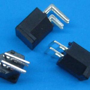 SW-660L 45 Degree Tilt Pulsante 4Pins Bend