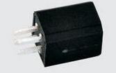 SW-660C 15 Degree Tilt Pulsante 4Pins Straight