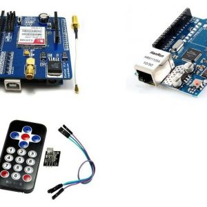 Kit GPRS/GSM Shield Ethernet W5100 Infrarossi