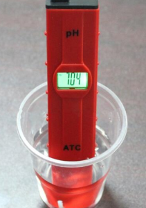 PH Tester With Display Accuracy 0.01