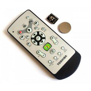 Controllo Remoto Kit For Raspberry PI