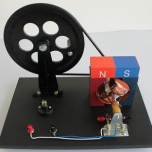 Dynamo DC generator For Physics