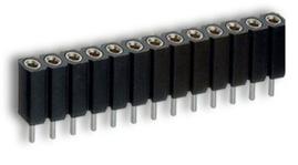 7mm High strip Femmina 1*40P