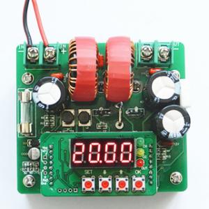 400W Digitale DC to DC Constant Current Voltaggio CNC Boost Modulo
