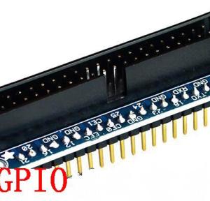 Raspberry PI GPIO Adattatore plate 40 pin