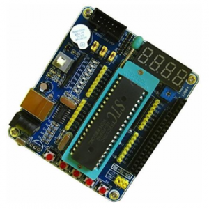 51 MCU Scheda di Sviluppo / 51 Minimum System Board / STC89C52 / Smart Car Control Panel