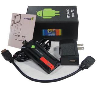 Mini Pc Android Tv Box Quadcore 1.86 Ghz Wifi 8 Gb Netflix