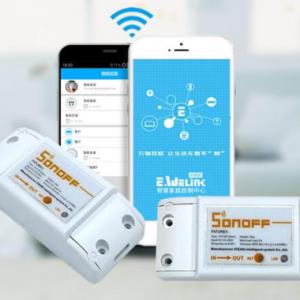 Smart home phone app remote wifi wireless Controllo Remoto socket timer Pulsante Elettrico lamps common modification parts