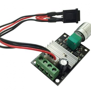 PWM DC Motore speed control Pulsante 6V12V24V 3A Pulsante with forward and reverse function
