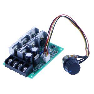40A PWM DC Controller Velocità Motore 12v 24v 36v 48v con Potenziometro Manopola