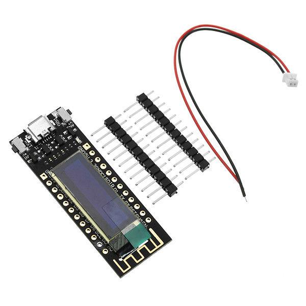 ESP8266 WIFI Chip 0.91 inch OLED CP2014 ESP8266 NodeMcu Module for Arduino L20