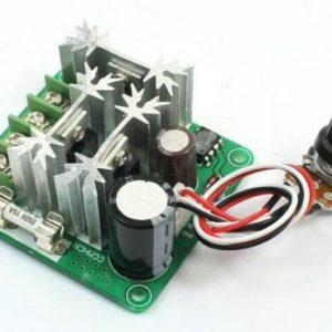 Regolatore di regolazione della velocità del motore CC CCMHCN 6V-90V 15A 1000W PWM