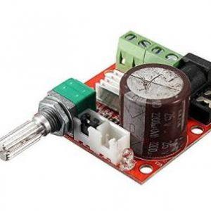 Scheda audio amplificatore stereo mini audio Hi-Fi PAM8610 2X10W 12V doppio canale