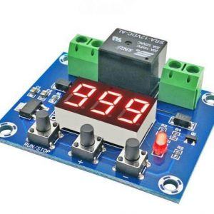 Scheda interruttore conto alla rovescia modulo timer XH-M663