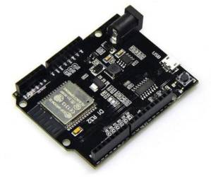 TTgo ESP32 WiFi + scheda Bluetooth 4 MB Flash UNO D1 R32