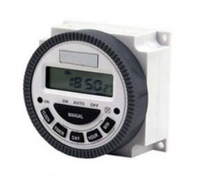 Relè temporizzatore programmabile settimanale CN304A CA 220 V digitale LCD