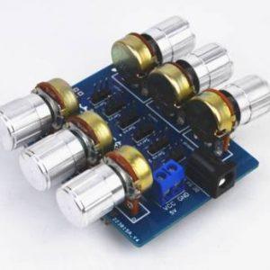 Servomotore in metallo 6 Dof con potenziometro